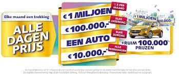 Prijzen bankgiro loterij