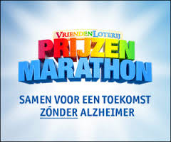 Prijzenmarathon Vriendenloterij