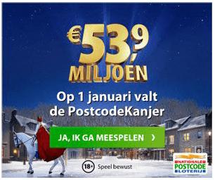 Postcodekanjer 2018